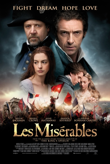Les Miserables One Sheet (Thumbnail)