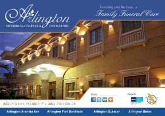 ARLINGTON EDITED AD